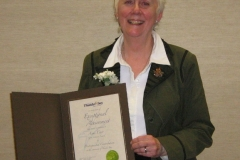 Anne Carr Award