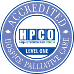 Hospice Palliative Care Accredited - Level One