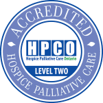 Hospice Palliative Care Accredited - Level Two
