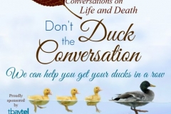 Don't Duck Poster