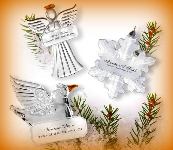 holiday-ornaments altered - Memorial Christmas Ornaments :: Hospice Northwest