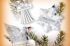holiday-ornaments altered