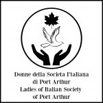 Ladies of the Italian Society of Port Arthur