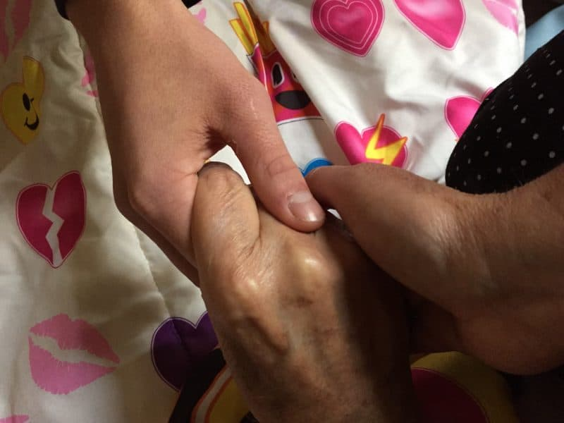 Holding Hands | Grief Support